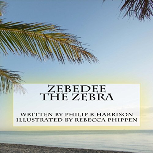 Zebedee The Zebra Titelbild