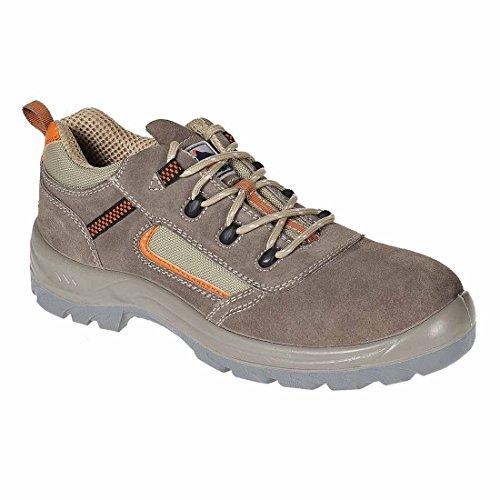 Portwest Herren Comp Reno Low boots1p, Beige, FC52BER44 - 44 EU / 44 UK