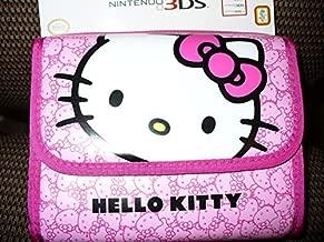 Nintendo 3DS/2DS/DS/DSi XL Hello Kitty Pink Game Traveler System Case