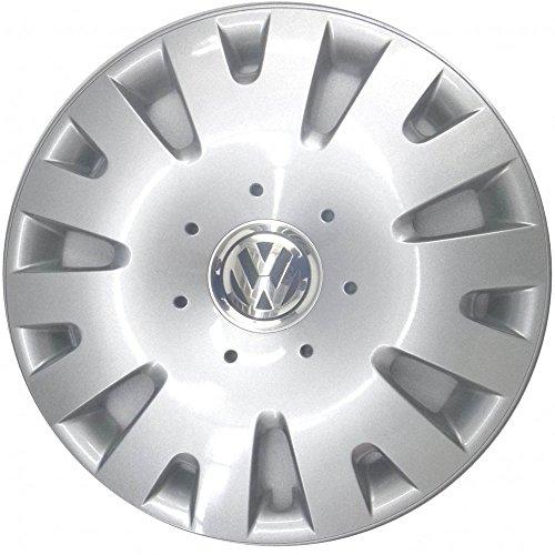 Volkswagen 4 tapacubos Originales, 14 Pulgadas