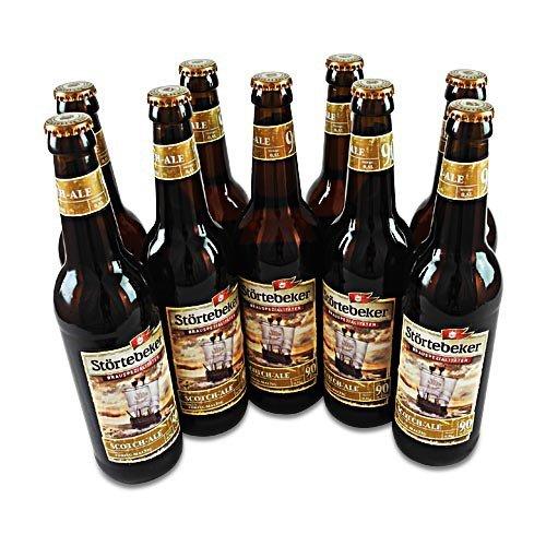 Störtebeker Scotch-Ale (9 Flaschen à 0,5 l / 9,0% vol.)