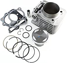 NICHE 89mm 440cc Big Bore Cylinder Piston Kit For Honda TRX400X XR400R 1996-2014 12100-HN1-A7