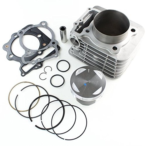NICHE 89mm 440cc Big Bore Cylinder Piston Kit For Honda TRX400X XR400R 1996-2014 12100-HN1-A7