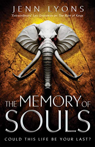 The Memory of Souls (A Chorus of Dragons) (English Edition)