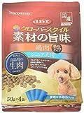 クローバースタイル 素材の旨味 鶏肉 シニア犬用 200g(50gx4袋) 製品画像