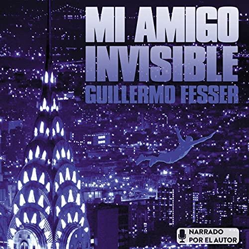 Diseño de la portada del título Mi amigo invisible