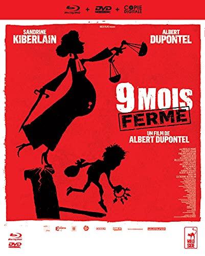 9 mois ferme [Francia] [Blu-ray]