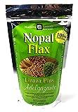 Nopal Flax Linaza Plus Adelgazante - Flax Seed Plus Slimming - 1 LB (Original)