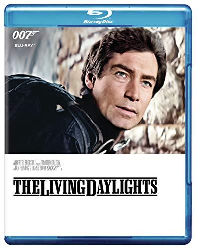 The Living Daylights [Blu-ray + DHD]