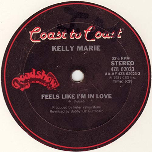 Feels Like I'm In Love / New York At Night [Vinyl Single 12'']