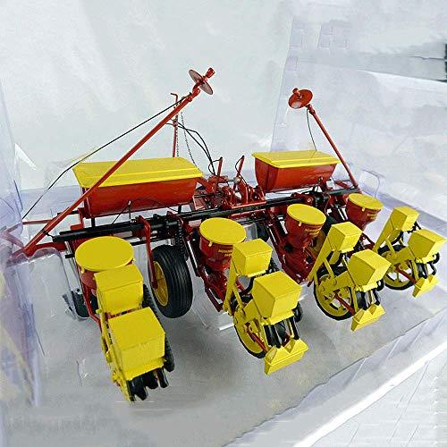 WANGCH 1:16 Ingeniería Modelo de vehículos Aleación Plantador Tractor Vehículo agrícola Simulación de alta precisión Modelo de automóvil Modelo de Coche de Gama alta Juguetes de cumpleaños y regalos d