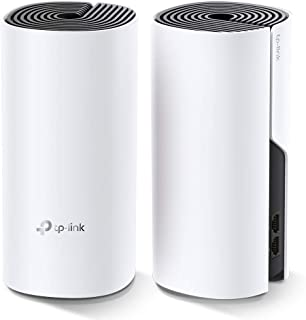 TP-Link Deco Whole Home Mesh WiFi System (2 Pack) (Renewed)