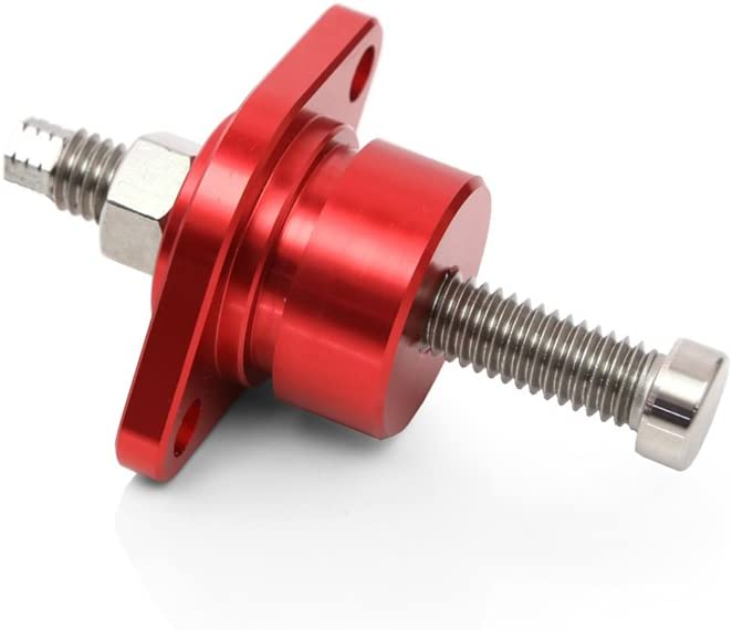 MC Free Shipping Cheap Bargain Gift MOTOPARTS Red Max 57% OFF CNC Manual with Tensioner Cam Chain Compatible