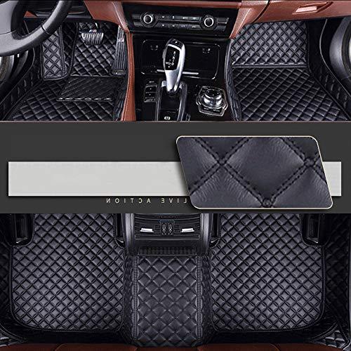 8X-SPEED Auto-Sitzbez/üge f/ür RAV4 C-HR Crown Hilux Yaris Verso 5-Sitzer-Komplettsatz Atmungsaktiv Hochwertiges Leder Autoschonbez/üge Schwarz Rot