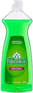 Palmolive Regular Dishwashing Liquid Original Tough on Grease, 500mL