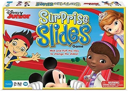 Disney Junior Surprise Slides Game by Wonder Forge