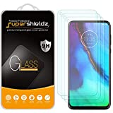 (3 Pack) Supershieldz for Motorola Moto G Stylus [Not Fit for 2021 Version] Tempered Glass Screen Protector, Anti Scratch, Bubble Free