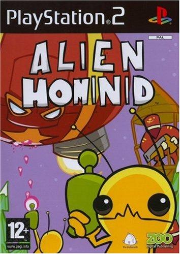 Alien Hominid - Playstation 2 - PAL [Importación Inglesa]