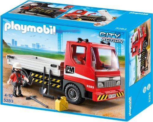 Playmobil 5283 - Baustellen-LKW
