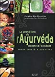 Le grand livre de l'Ayurveda adapté à l'occident