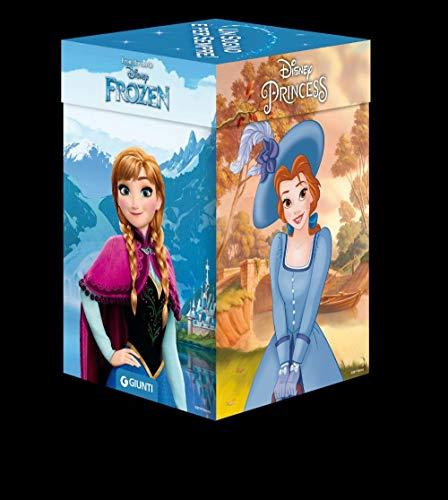 Principesse Frozen. Cubotti. Ediz. a colori