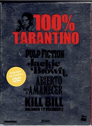 100 % Tarantino (Edición Exclusiva Dvd)