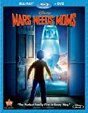 Mars Needs Moms (Two-Disc Blu-ray / DVD Combo)