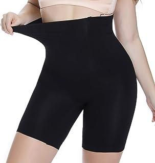 Slip Shorts for Under Dresses High Waist Tummy Control Shapewear Panties Women Thigh Slimmer