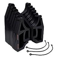 Valterra S2000 Slunky RV Drainage Hose Support, 20 ft., Black