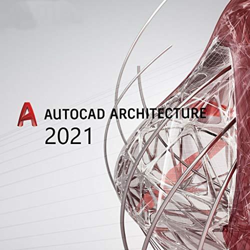 Autocad Architecture 2021 | Digitale Software-Lizenz / 1 Jahre | Windows (nur 64-bit) | Expressversand 24h | inkl. Download-Zugang