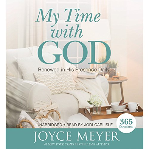 My Time with God audiobook cover art