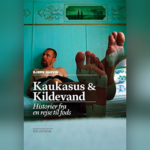 Kaukasus og kildevand audiobook cover art