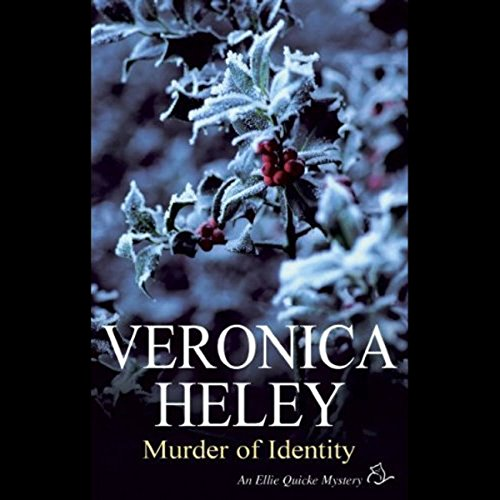 Murder of Identity audiobook cover art