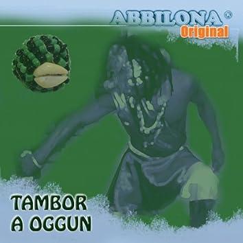 Abbilona original. Tambor a Oggun