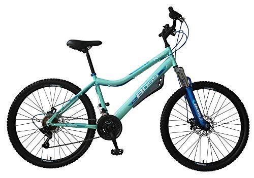 Boss Pulse Blue 26 Inch Women's Mountain Bike