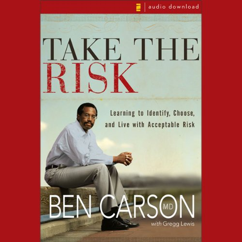 Take the Risk audiobook cover art