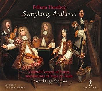 Humfrey: Symphony Anthems