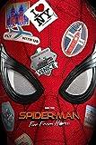 ELITEPRINT Póster de Spiderman Far from Home Classic A3 Marvel SuperHero Action -...