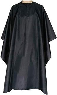 Ealicere Capa de calidad Capa de Peluqueria,Impermeable paño delantal pelo estilo cabo equipo del salón, Unisex capa pelo ...