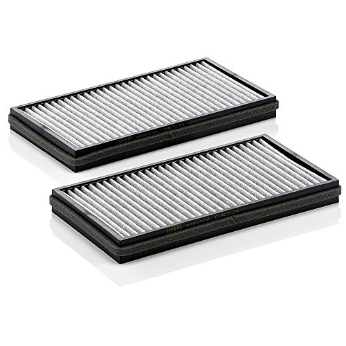 Mann-Filter CUK 3124-2 Carbon Activated Cabin Filter