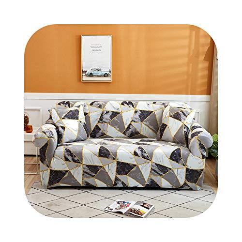 Sofabezug, modern, Sofa-Überwurf, komplett mit elastischen Möbeln, flexible Bezüge, Sessel, SC067-3, 190-230 cm, 1 Stück