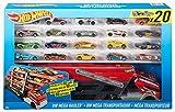 Hot Wheels Mega City set de transportador mas 20 coches / Vehículos