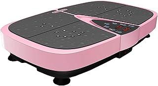 HFYAK Unisexo Entrenador Vibratoria Bocina Bluetooth con 3 Modos, 99 Niveles Velocidad. para Perder Grasa En Gimnasio, Oficina En Casa (Carga Máxima 120 KG)