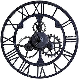 Graham & Brown Metal Cogsworth Clock Wall Art, 23