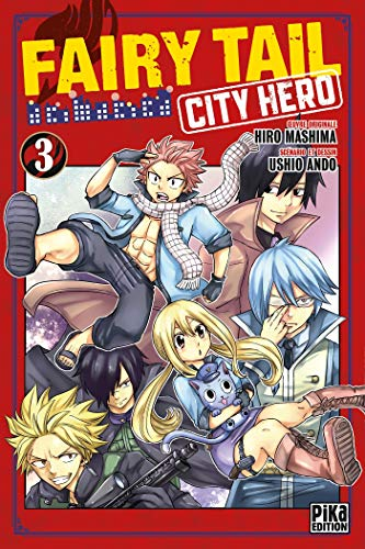 Fairy Tail - City Hero Edition simple Tome 3