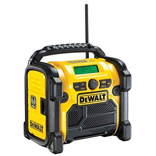 DeWALT DCR020 240V DAB FM Jobsite Digital Radio Body Only