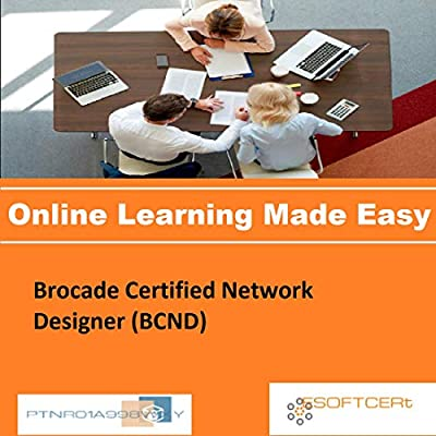 PTNR01A998WXY Brocade Certified Network Designer (BCND) Online Certification Video Learning Made Easy