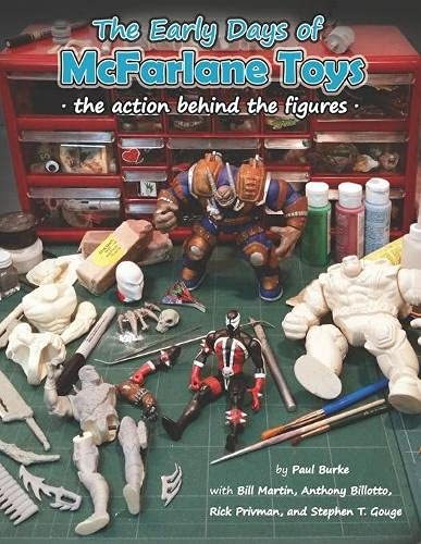 The Early Days of McFarlane Toys: The Action Behind the Figures