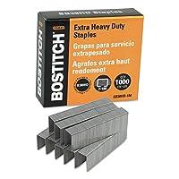 bossb38hd1m b380hd Staples、f / Xtreme Duty Stapler、100/ストリップ、1000/ BX