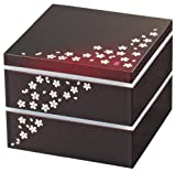 HAKOYA 15.0 angle two-stage double seal with madder red cherry 54 683 (japan import)